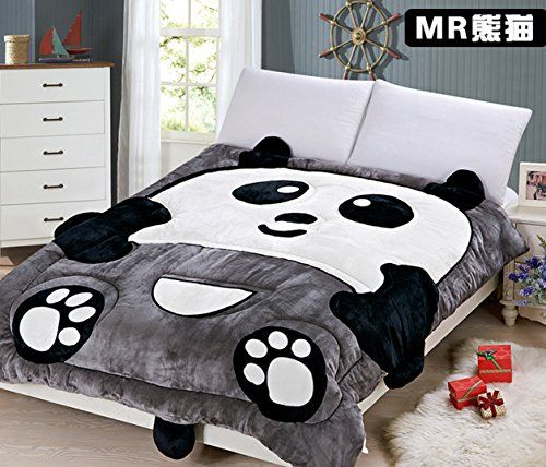 YOYOMALL Cute Panda Quilt for Kids,Children's Quilt Twin Size. kids quilt http://www.amazon.com/dp/B016VR6WES/ref=cm_sw_r_pi_dp_wYc.wb1V9TP88