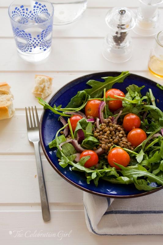 ... Eat it: Salad on Pinterest | Salads, Arugula salad and Grilled peaches