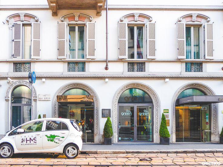 Die besten 25 hotel milano ideen auf pinterest milan for Design hotels norditalien