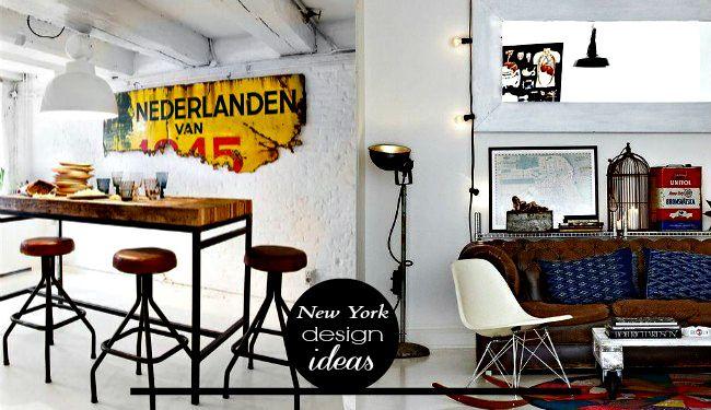 Η αλήθεια είναι πως δεν χρειάζεται να ζεις στη Νέα Υόρκη για να δοκιμάσεις να δώσεις στον χώρο σου industrial χαρακτήρα. Είναι ένα στιλ διακόσμησης που προτιμούν πολλοί άνθρωποι τα τελευταία χρόνια και σίγουρα έχει ενδιαφέρον. Της Ρενέ Σιδέρη Η minimal αισθητική και τα vintage έπιπλα συνθέτουν πολύ εύκολα ένα industrial σκηνικό για το σπίτι [...]