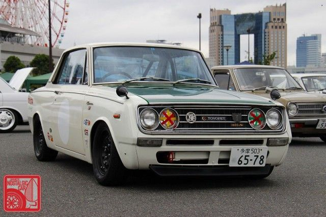 0774_Toyota Corona T40_Toyota Corona T40 racing