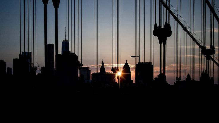 _MG_0876_web2 | Lower Manhattan From Brooklyn Bridge - NYC | Por: Wilo Enríquez - Fotografía | Flickr - Photo Sharing!