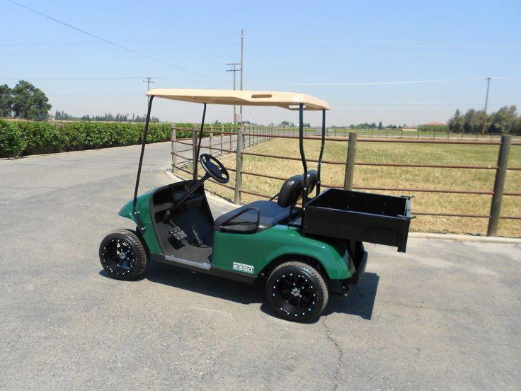 Woody's Golf & Industrial Vehicles Denair, CA Cart