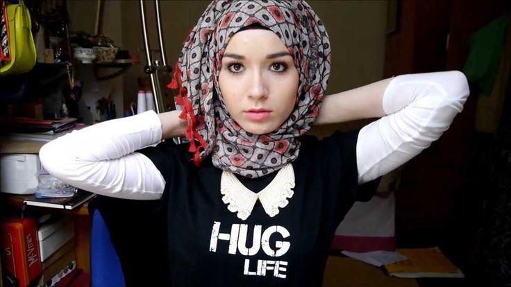 3 Easy Summer Hijab Tutorials