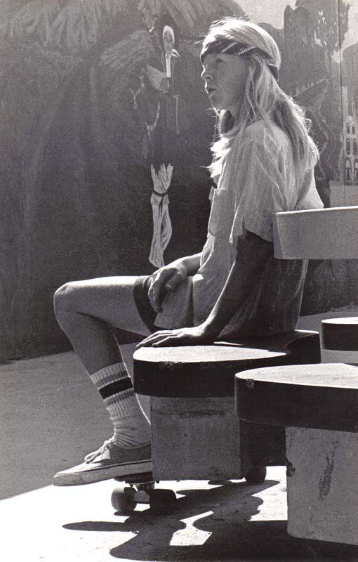 people of venice beach, 1970s