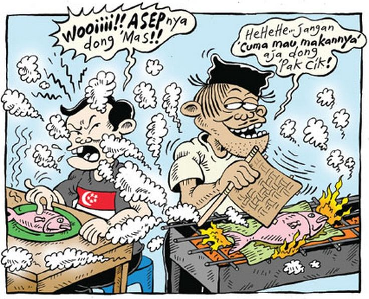 Mice Cartoon, Rakyat Merdeka, September 2015: Wooiii!!! Asepnya