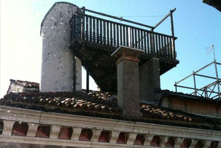 Carlo Scarpa (1906-1978) | Appartamento e Studio per l'avvocato Luigi Scatturin (1919-2009) | Palazzo Michiel, Calle degli Avvocati – San Marco, 3907, 30124 Venezia | 1962-1963
