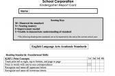 Kindergarten Common Core Standards Based Report Card product from Mr-Kindergarten on TeachersNotebook.com