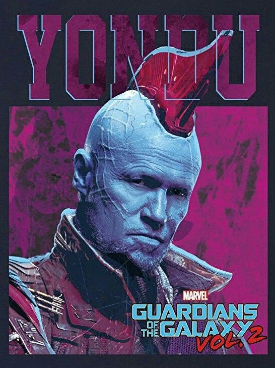 Yondu - Guardianes de la Galaxia Vol. 2 - Universo Marvel