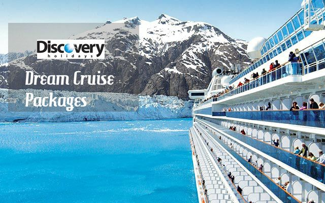 Introduce You The Best Cruise Holidays at #Discovery #Holidays