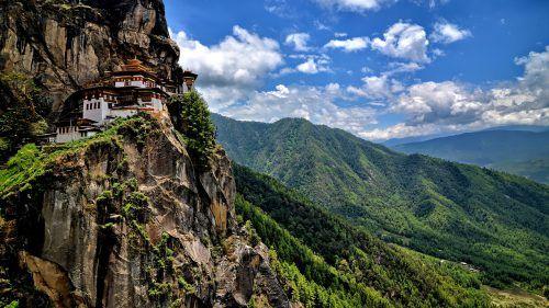 Paro Taktsang Monastery - Bhutan Tourism from India