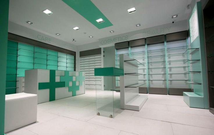 Pharmacy Design  Construction in Kos island, Greece