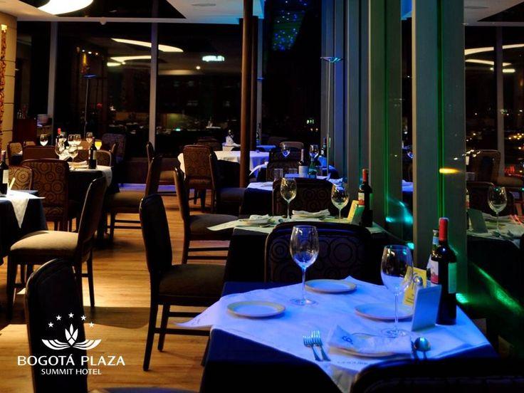 Este es uno de nuestros restaurantes. Carpaccio, con la mejor comida mediterranea.