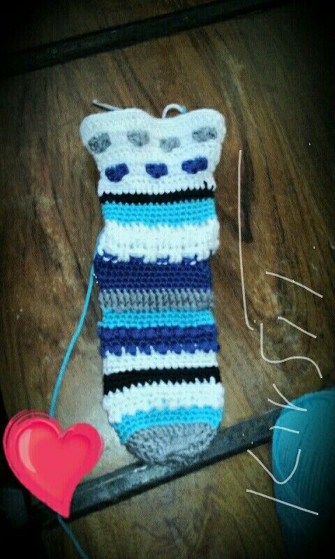 omat höpsötin sukat virkkaamalla, own pattern, -virkkaamalla