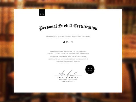 Award certificate design inspiration idealstalist award certificate design inspiration yelopaper Image collections