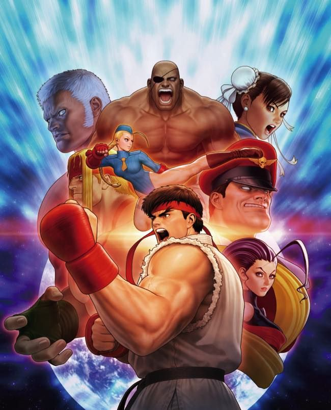Street Fighter 30th Anniversary Collection Revealed for 2018 Release - http://www.entertainmentbuddha.com/street-fighter-30th-anniversary-collection-revealed-for-2018-release/