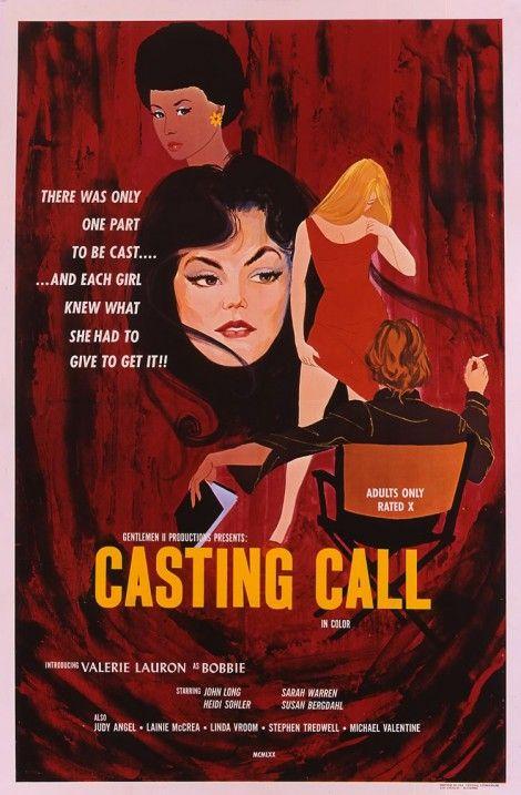 Casting call film adult