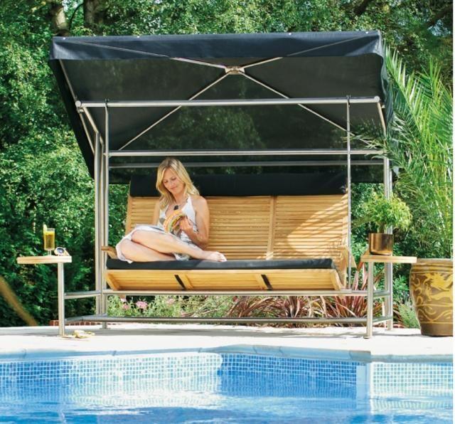 Balancelle De Jardin Design  Quelle Est La Meilleure? Garden SwingsGarden  BenchesFurniture CoversGarden FurnitureOutdoor ... Part 86