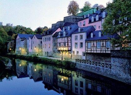 Viajar a Luxemburgo