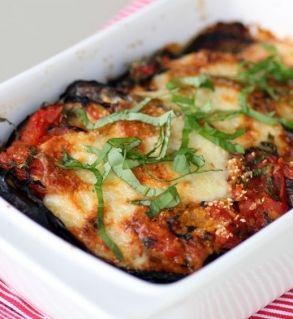 Aubergines à la Parmesane - Cuisine du monde - Pure Saveurs
