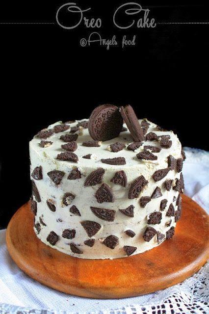 Tort cu biscuiti Oreo~Oreo Cake