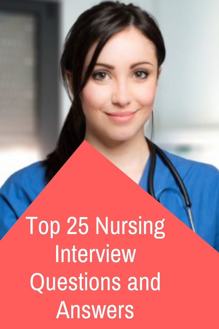 Top 25 Nursing Interview Questions and Answers  Strengths