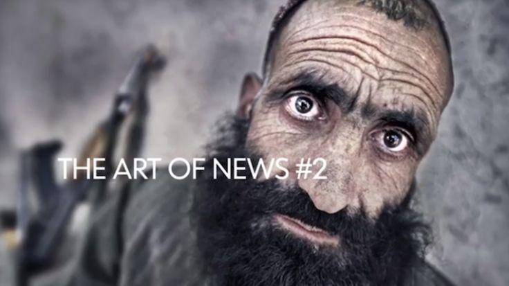 © RAYMOND RUTTING -  ´The Art of News #2´