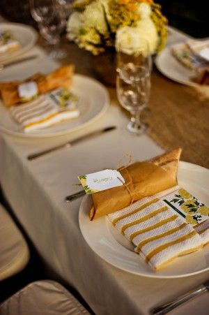 Catering Tablescapes | The following DC-area wedding vendors contributed to Lauren and Aaron ...