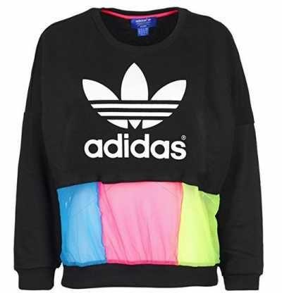 Adidas CLY Sudadera color negro Ofertas especiales y promociones   Para Mas Detalles Haz Click: AQUi