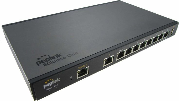 Kacommunications - Peplink Balance One Gigabit Dual-WAN Router with Dual-Band 11n Wi-Fi (BPL-ONE) by Peplink, $498.95 (http://www.kacomm07.com/peplink-balance-one-gigabit-dual-wan-router-with-dual-band-11n-wi-fi-bpl-one-by-peplink/)