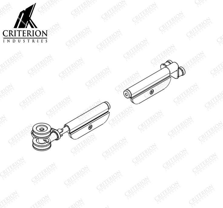 Atlantic Bi-Fold Intermediate Hanger & Guide Set