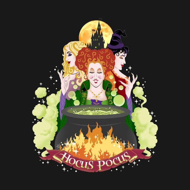 Hocus Pocus Halloween Wallpaper Iphone Halloween Hocus Pocus Halloween Painting
