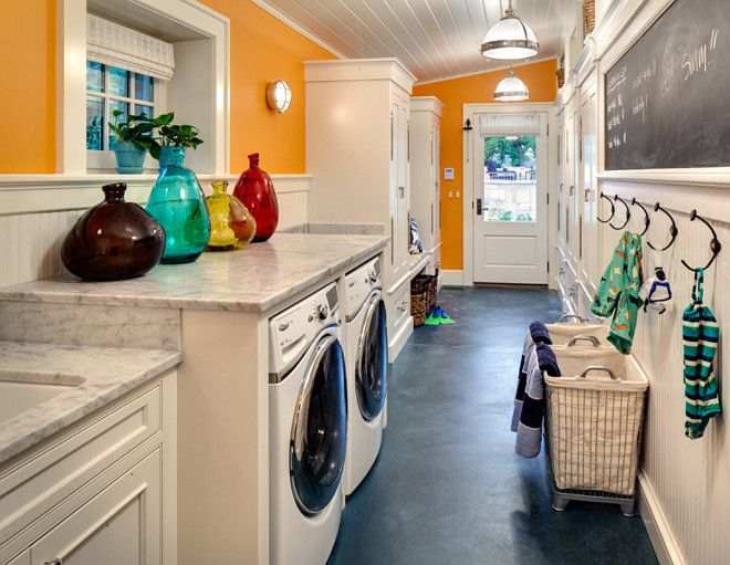 25 best ideas about narrow laundry rooms on pinterest for Bathroom mudroom combo
