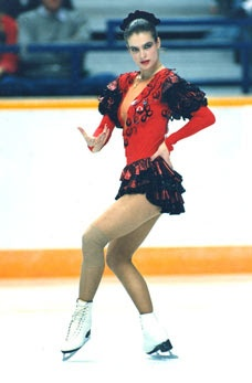 1988 Olympics - Calgary....Katarina Witt's performance was bad azz!