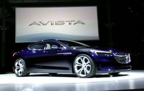 2020 Buick Avista Buick Avista Buick American Motors