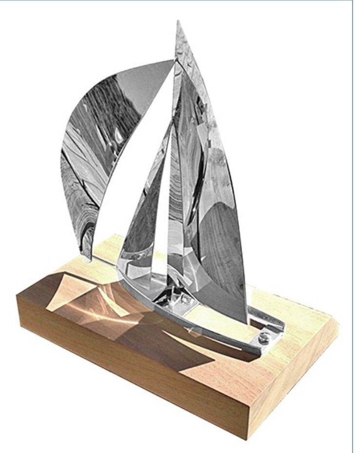 RS Feva sailing Trophy