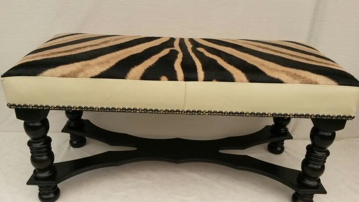 Ottomans & Benches made on order. Using skins , hides and leather products. Dismantle for easy transportation. Delivery / Courier nationwide. Contact Niel on 0728696807 or email me at nielrobbert@gmail.com for more info.