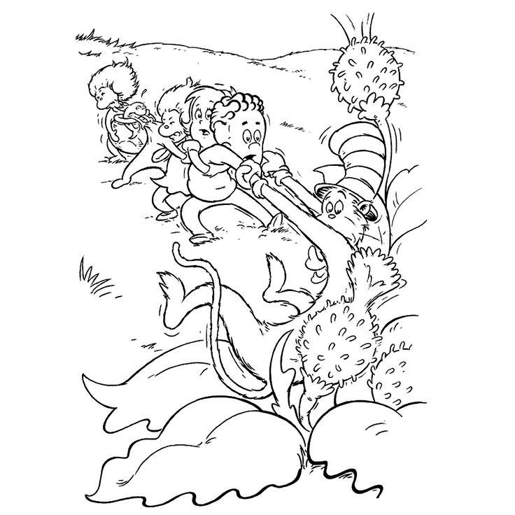 Groß Dr. Seuss Malbücher Galerie - Ideen färben - blsbooks.com