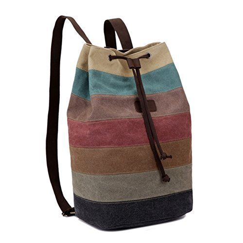 New Trending Backpacks: JOYSKY HB440085C1 New Style Canvas Korean Version Womens Handbag,Bucket-Type Backpack. JOYSKY HB440085C1 New Style Canvas Korean Version Women's Handbag,Bucket-Type Backpack  Special Offer: $31.99  466 Reviews Bags, handbags bags, purse, key bag, purse, hand bags, handbags, backpacks, bags, bag, briefcase and so on. Not only for the storage of personal items, but...