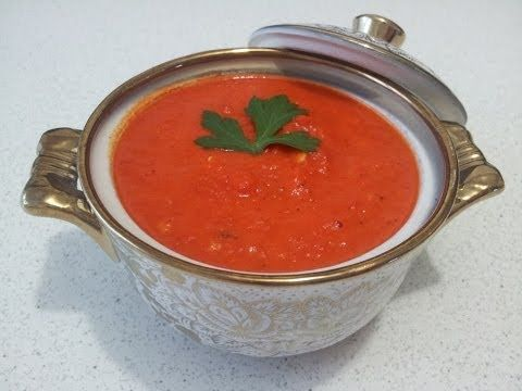 Reteta harissa -sos picant marocan (reteta video), Rețetă Petitchef