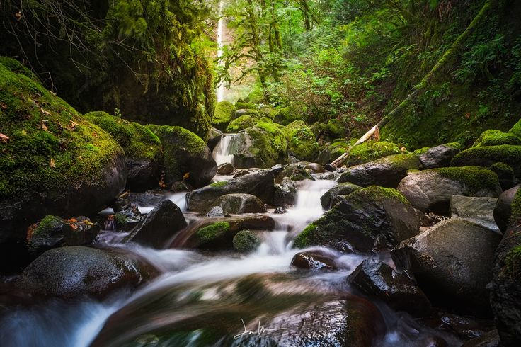 Magic Stream by Justin Walker on 500px