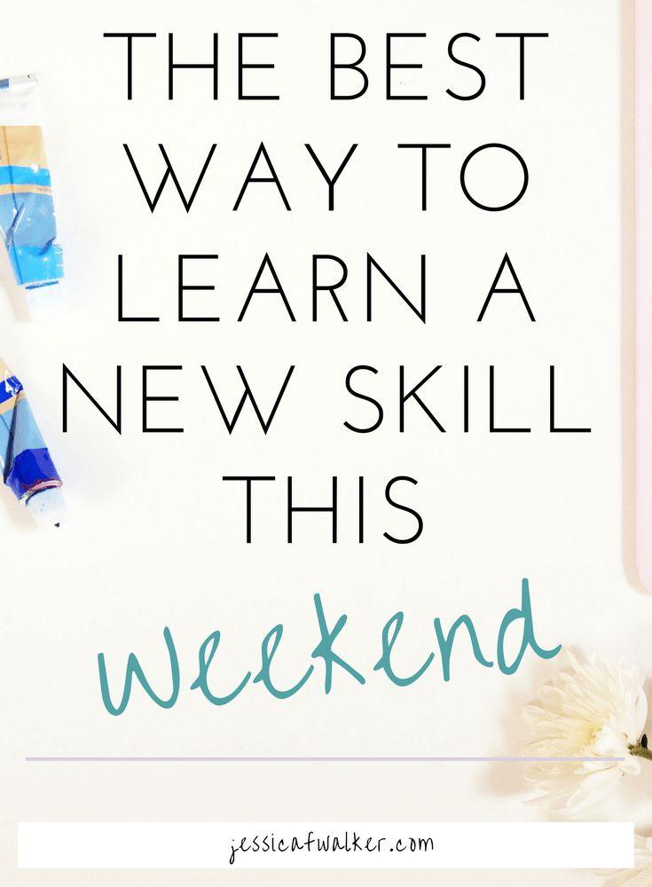 Learn New Work Skills | Career Key