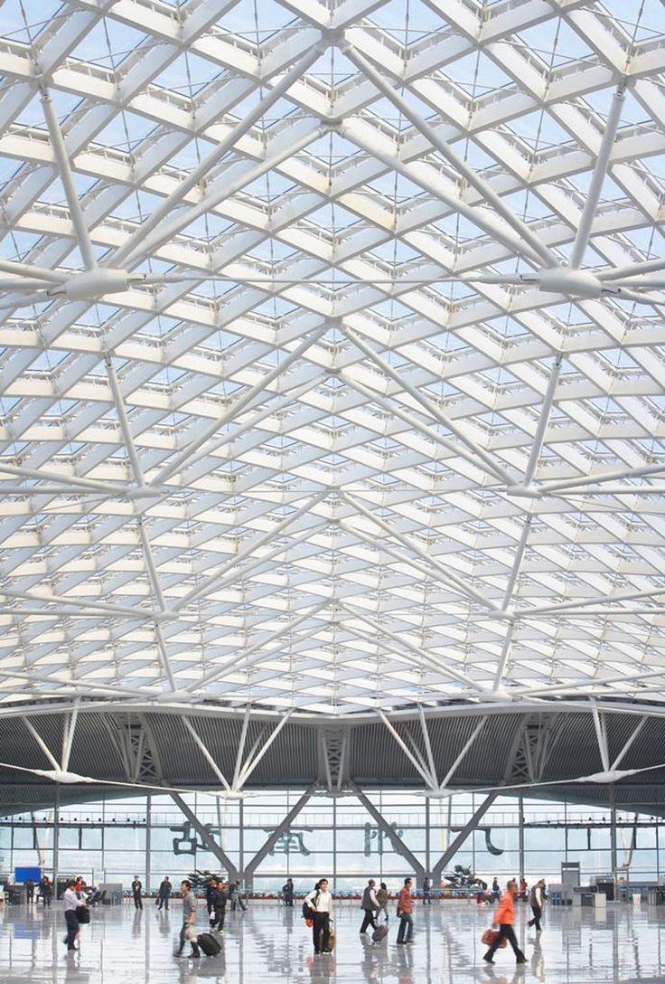 guangzhou south railway station | TFP farrells