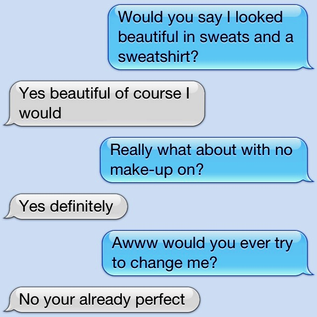 Freaky sms text messages