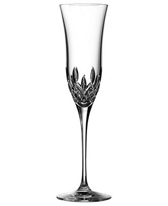 Waterford Stemware, Lismore Essence Champagne Flute - Glassware & Stemware - Dining & Entertaining - Macy's