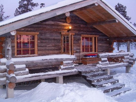 Can I just lock myself inside this cabin for the rest of the winter...please?