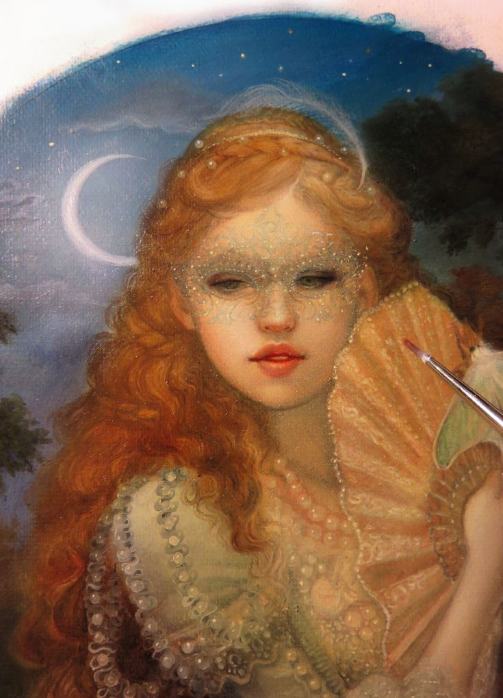 Moondancer by Annie Stegg
