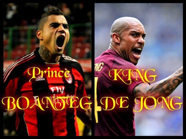 The Prince and the King..
