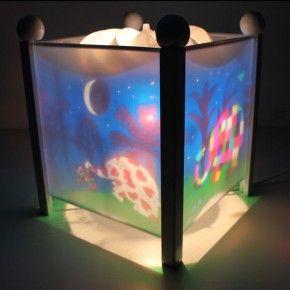 Magic Lantern - Elmer the Elephant