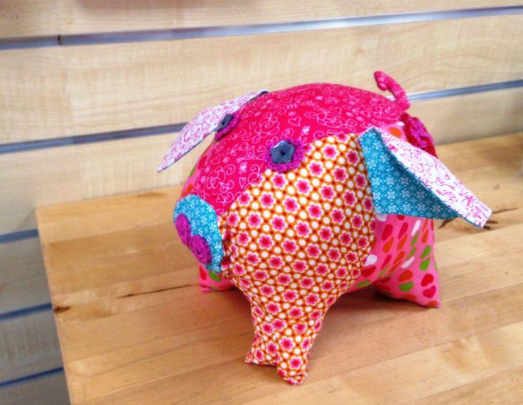 Lenny The Pig  By Olga